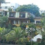 Hotel visto da Orla Bardot