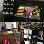 Pro shop complete with rentals, the most up to date golf apparell and balls.