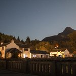 Invercoe by moonlight