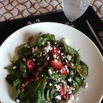 Room Service - Spinach Salad