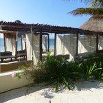 Les lits de plage