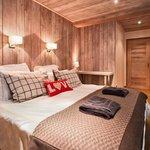 Chalet Belvedere bedroom