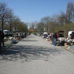 Flohmarkt Olympiapark