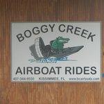 Best airboat rides!