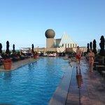 piscine très agréable