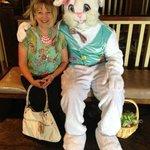 Easter Bunny at The Ranch at Las Colinas 2014 Brunch