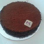 mousse al cioccolato (africana)