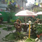 Breakfast Garden