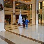 Amazing front lobby