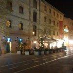 Barcelona a noite