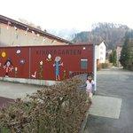 Kindergarten near Hotel.