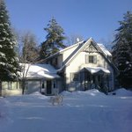 Riverhouse Inn BnB Winter