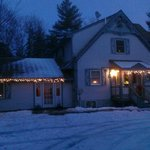 Riverhouse Inn BnB Christmas