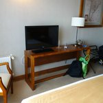tv and room