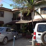 Front of Hotel Mamiri