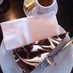 shokoladetorte