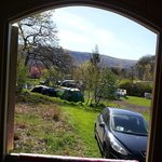 view from the hogget