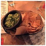 Guacamole with house made tortilla chips
