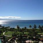Spectacular views of Lanai and Molokai