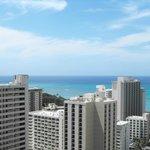 29th floor ocean view room