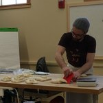 Pizza Cooking Class - instructor Andrew Janjigian