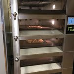 Ovens in the cooking classroom