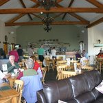 Our new refurbished cafe