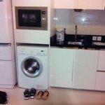 Room 部屋!キッチン、洗濯機、冷蔵庫付き!
