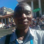 John Baligira at UCT Upper Campus
