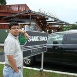 Shake-Shack Burger Joint