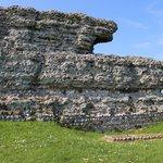 The massive walls