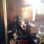 the captains cabin