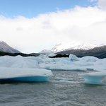 Iceberg Croisière vers le glacier Upsala