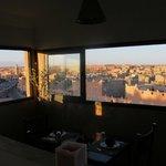 Vue panoramique depuis l'une des nombreuses salles de Douyria