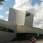 Iconic building ..