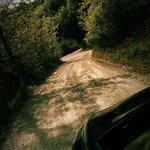 strada di accesso