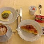 Desayunos excelentes! recomiendo el Capuccino!