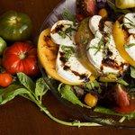 Heirloom Tomato Caprese