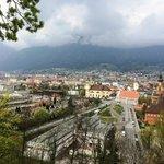 Good views over the city Innsbruck