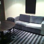 Crowne Plaza Liege room salon