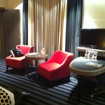 Crowne Plaza Liege room