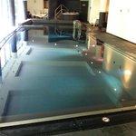 Crowne Plaza Liege pool