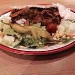 The delectable Doner kebab!!