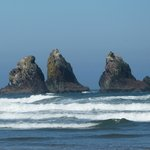 Amazing coast line