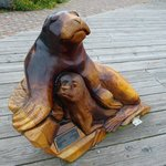 Boardwalk Carvings