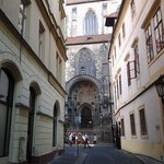 Visão da catedral