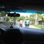 CoCo taxi ride