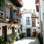 Arquitectura popular Casas del MOnte