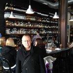lively bar even at brunch!