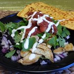 Grilled Chicken Breast Rice Bowl $8.00